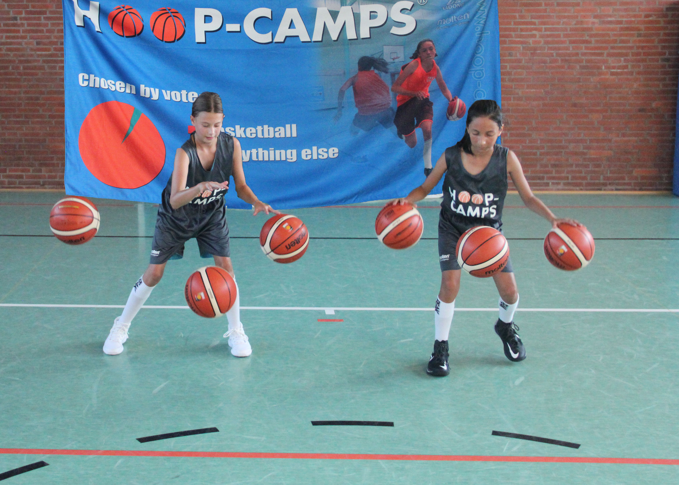 Basketballcamp Mini-Gruppe