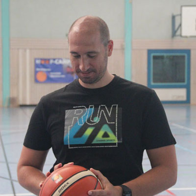 Trainer Basketballcamp